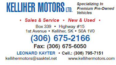 Kelliher Motors LTD